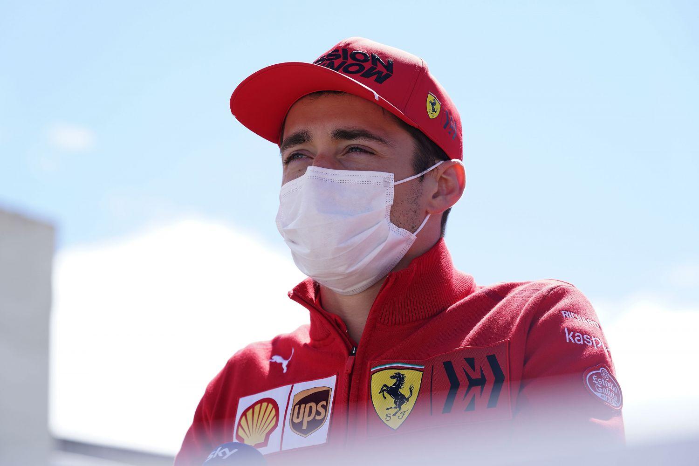L'attente d'une nouvelle victoire se fait longue pour Leclerc