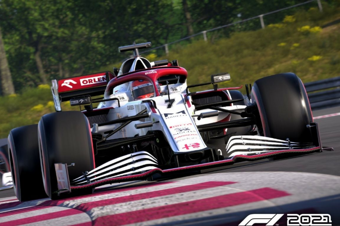 F1 2021 sortifa le 16 Juillet