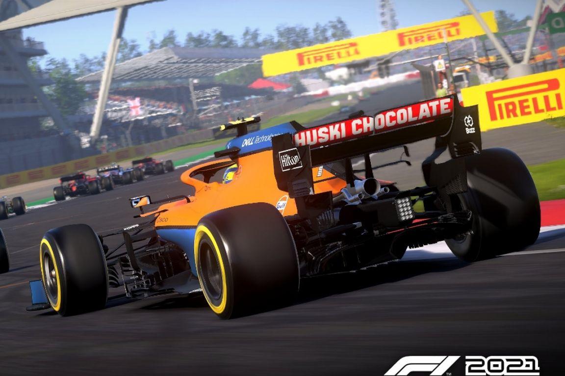 Que vaut ce F1 2021 ?