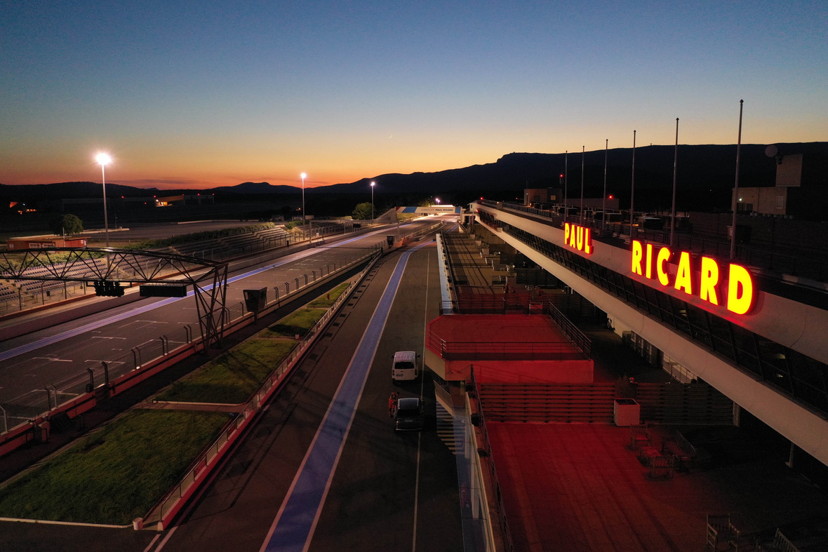 Le circuit Paul Ricard et ses installations ultra-modernes