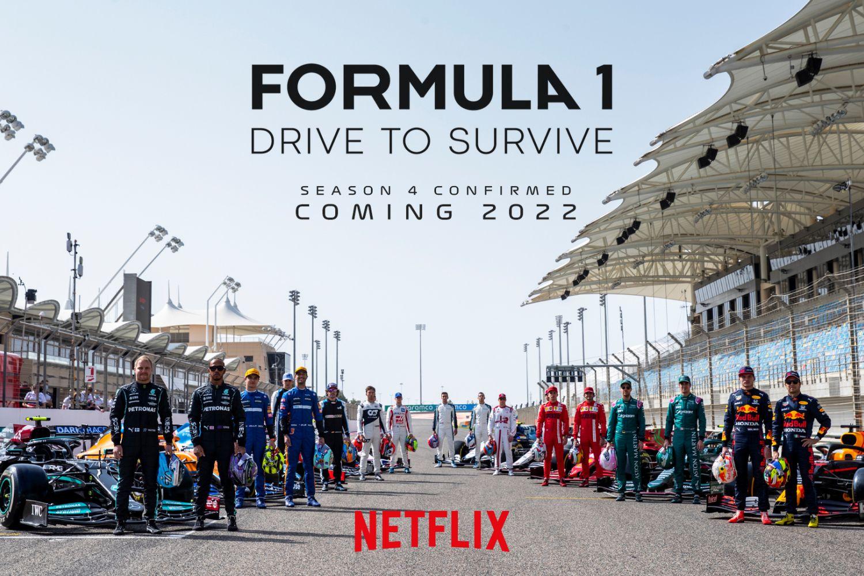Drive To Survive remballe pour une saison 4