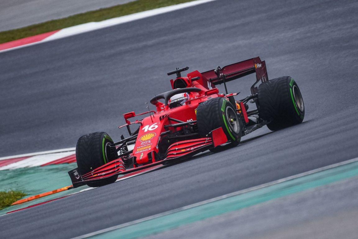 5ème Top 4 pour Leclerc cette saison
