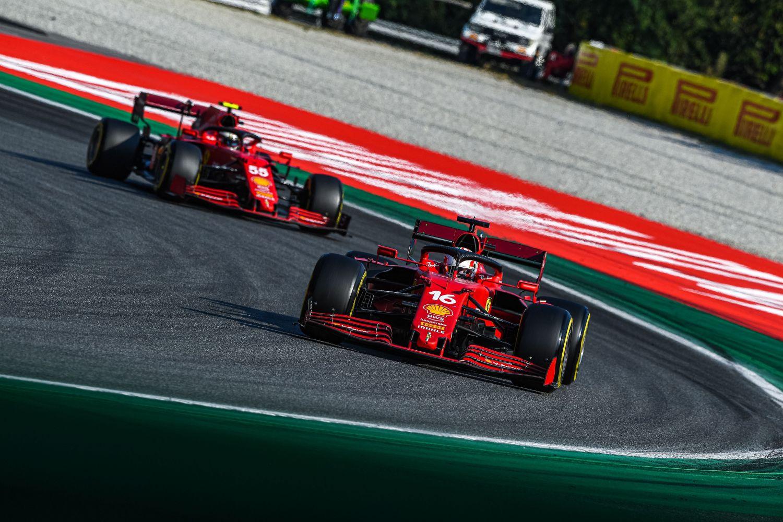 Ferrari ne pouvait pas espérer grand-chose à Monza