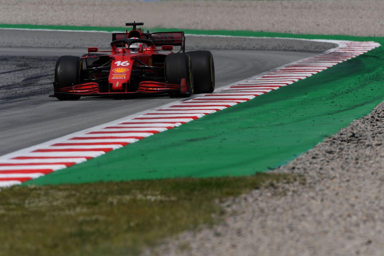 Leclerc a assuré encore une fois cette saison