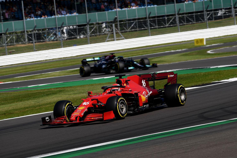 Charles Leclerc a poussé sa Ferrari dans ses retranchements en Angleterre...qu'en sera t-il en Hongrie ?