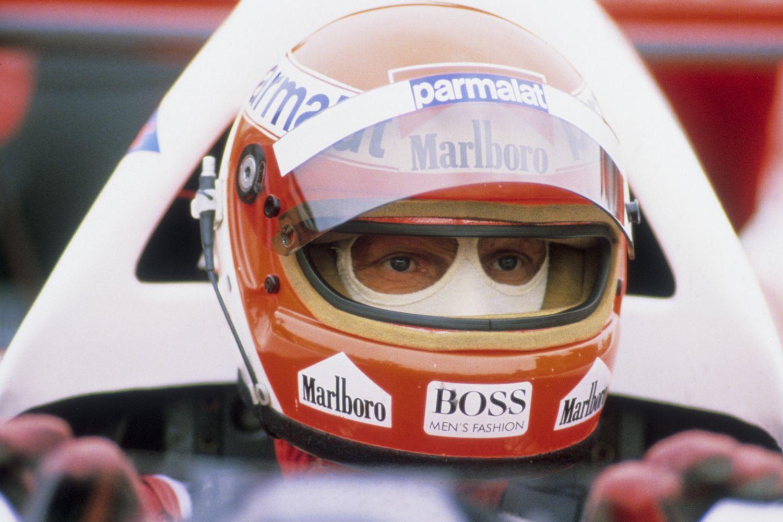 Niki Lauda - Un ordinateur toujours à jour
