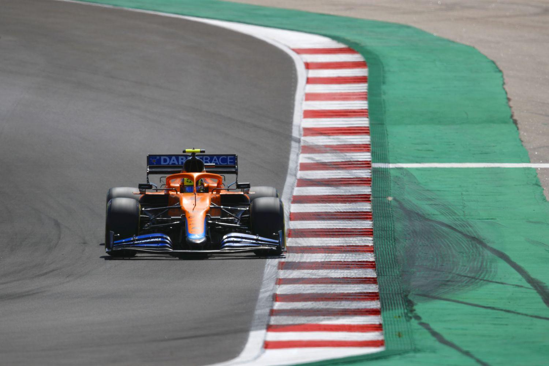 Grand Prix du Portugal - McLaren conforte sa troisième place