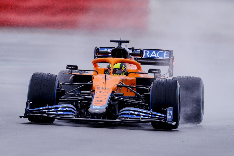 Grand Prix d'Emilie-Romagne : Lando Norris heureux de sa course