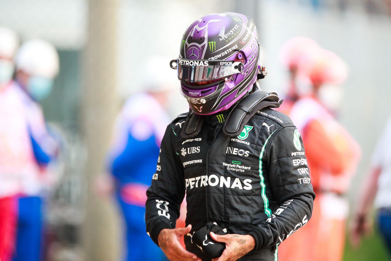 Mercedes ne veut pas prendre de risque inutile avec Hamilton