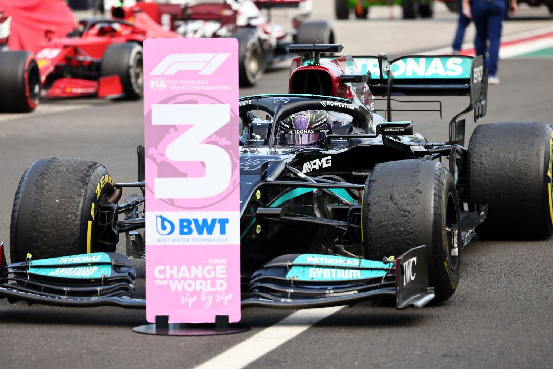 La Formule 1 et BWT prolonge leur partenariat