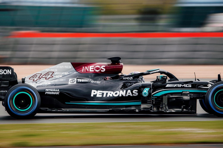 Mercedes continue d'attirer de nouveaux sponsors