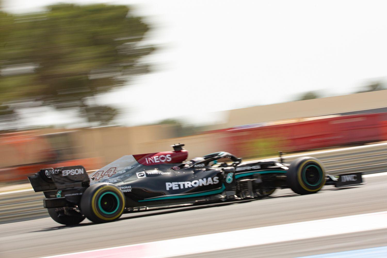 Hamilton bien placé après ces deux premières séances d'essais libres