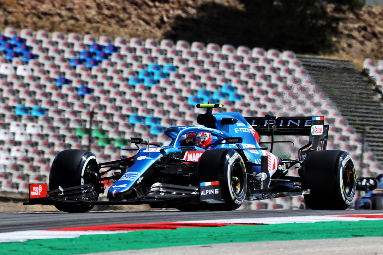 Grand Prix du Portugal - Ocon solide de bout en bout