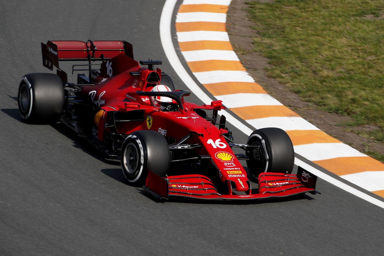 Ferrari chercha à ravir ses fans à Monza