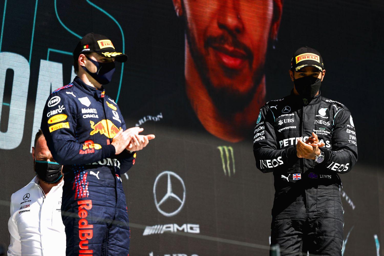 Grand Prix du Portugal - Les classements F1 mis à jour