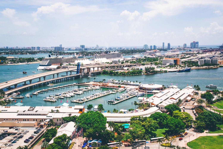 Le circuit sa s'articuler autour du stade des Miami Dolphins