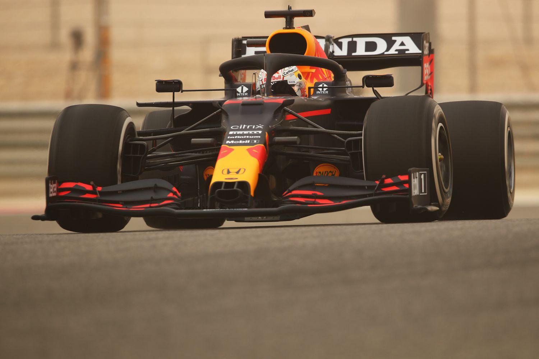 Grand Prix de Bahreïn - Essais Libres 2 : Verstappen en tête, Norris le suit de près