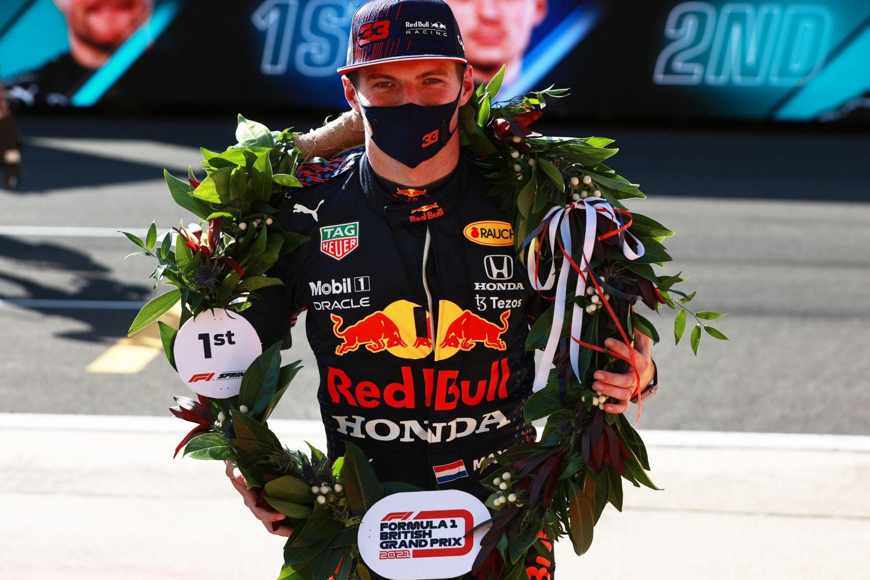 Max Verstappen est le premier pilote à récolter les lauriers de la Qualification Sprint