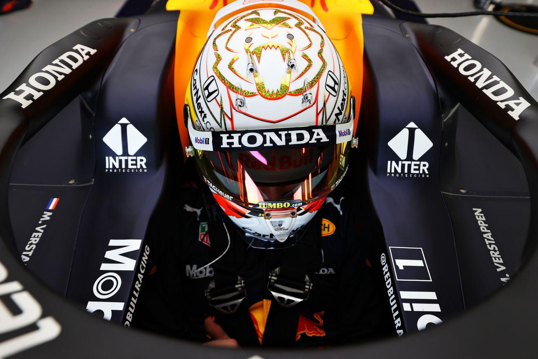 © Red Bull - Max Verstappen séduit par les progrès de son moteur Honda