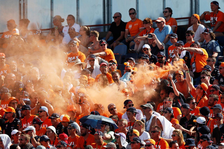 Une vague Oranje est attendue ce week-end à Zandvoort.