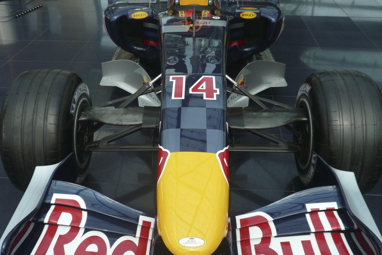 la RedBull RB1 de 2006