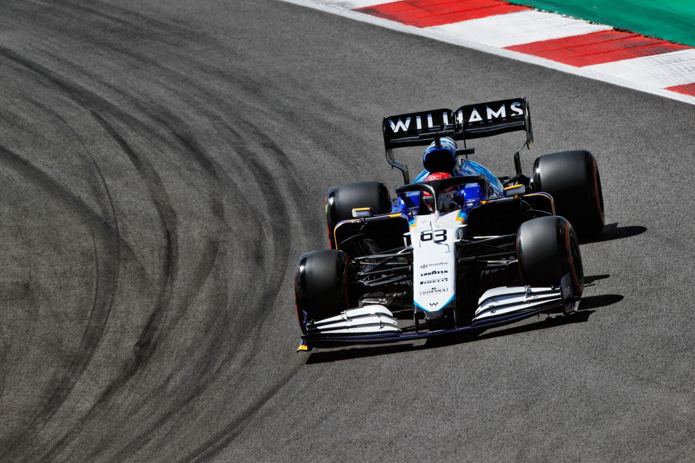 Grand Prix du Portugal - Russell :