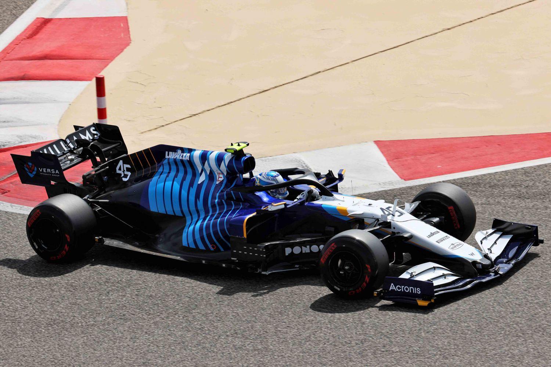Roy Nissany de retour au volant de la Williams au Castellet