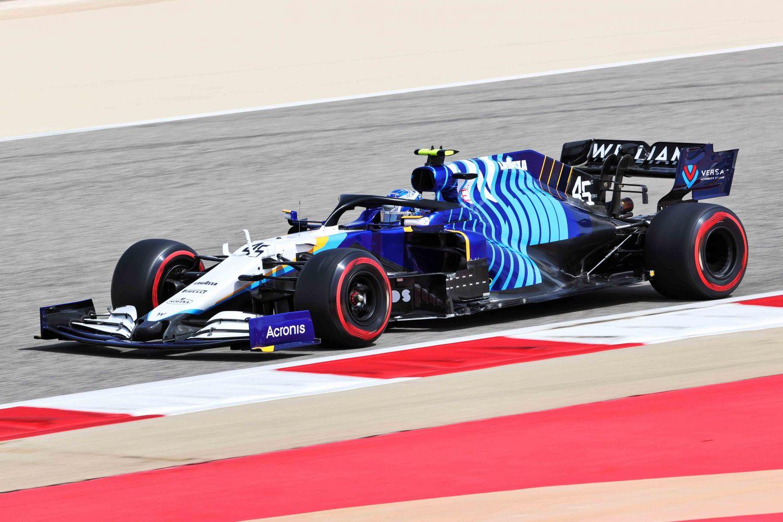 Les pilotes Williams sont impatients de retrouver la piste