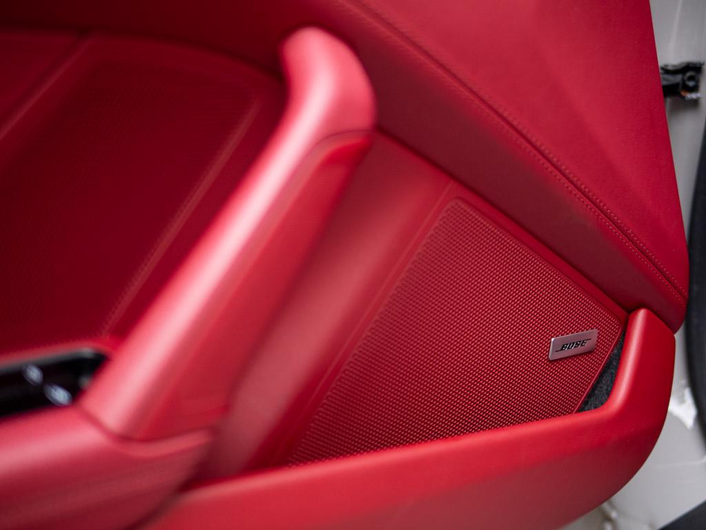 Porsche 911 Type 992 Carrera S Cabriolet - Enceinte Bose