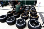 Photo P Zero white and orange tyres being prepared-1024.jpg