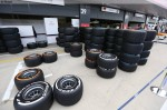 Photo Tyres stacked up in the pit lane-1024.jpg