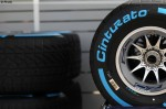 Photo Cinturato Blue rain tyre in the paddock before the Chinese Grand Prix-1024.jpg