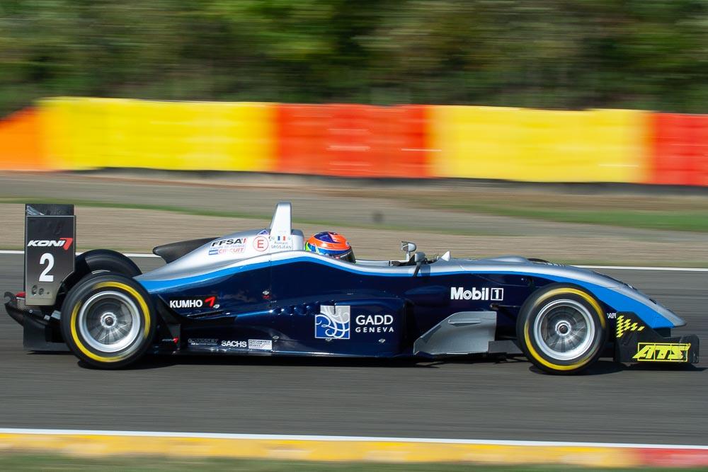 F3 Euroseries Nogaro 2007